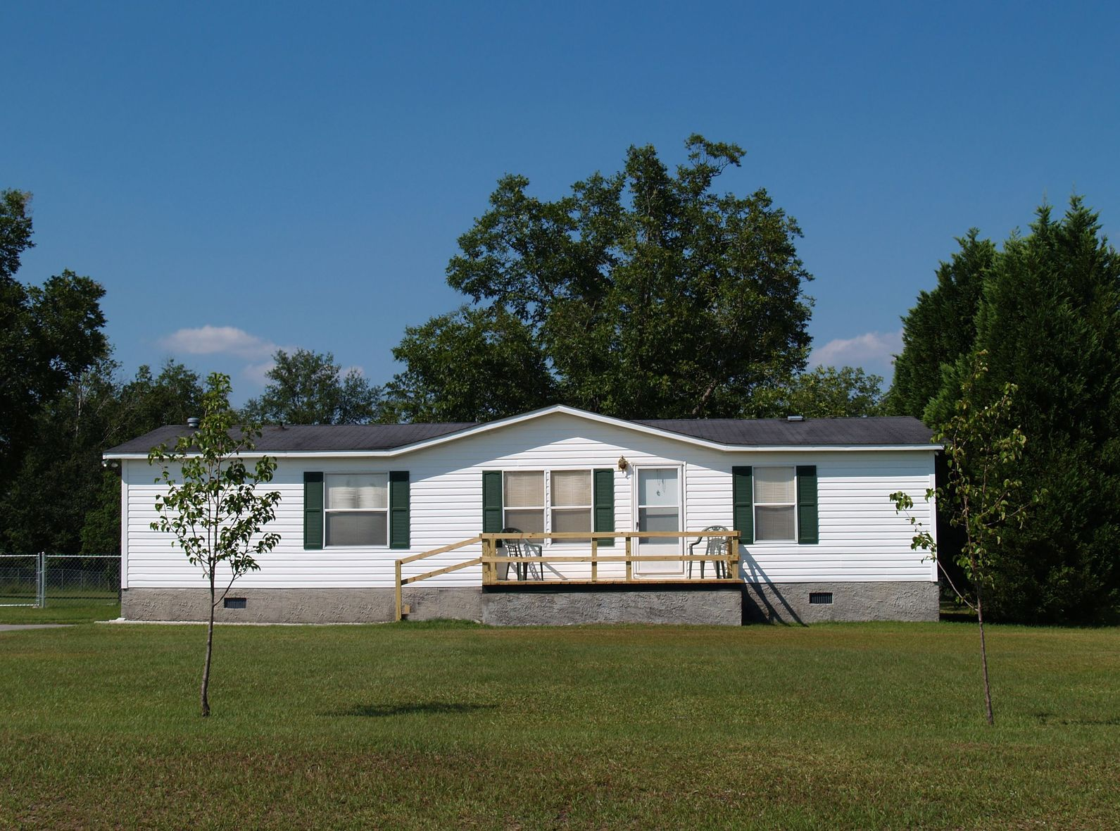 Katy & Cypress, TX. Mobile Home Insurance